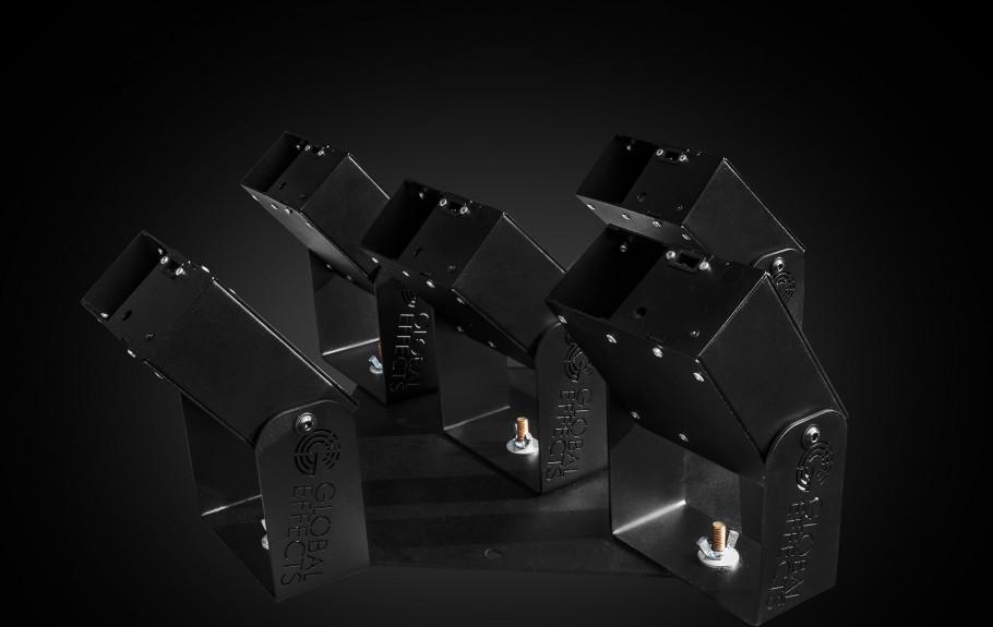 Комплект из 5 пневматических устройств Power Shot