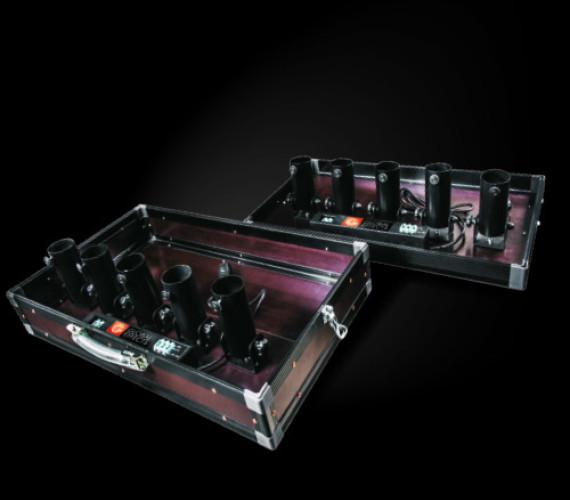 Пневматическая конфетти-пушка Global Effects Power Shot-5х2